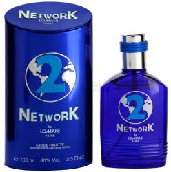 Lomani Network 2 Blue EDT 100ml