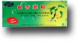 Dr. Chen Ginkgo Biloba ampulla 10x10ml