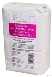 Zellei Tündi Csökkentett szénhidráttartalmú lisztkeverék kenyerekhez 1kg