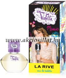 La Rive Disney - Violetta Music EDT 20ml