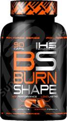 Iron Horse Series Burn Shape - 90 caps
