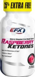 All American EFX Raspberry Ketones - 76 caps