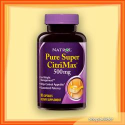 Natrol Pure Super Citrimax - 90 caps