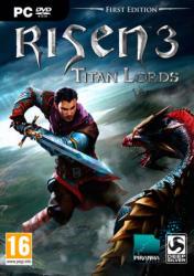 Deep Silver Risen 3 Titan Lords [First Edition] (PC)