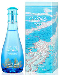 Davidoff Cool Water Summer Coral Reef Limited Edition (2014) EDT 100ml