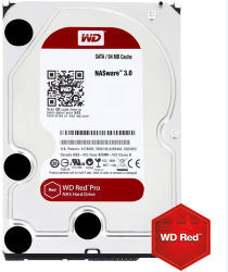 "Western Digital Red 3.5"" 4TB 7200rpm 64MB SATA3 WD4001FFSX"