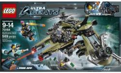 LEGO Ultra Agents - Elsöprő Rablóakció (70164)