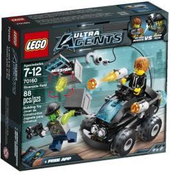 LEGO Ultra Agents - Folyóparti rajtaütés (70160)