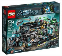 LEGO Ultra Agents - Az Ultra Ügynökök Főhadiszállása (70165)