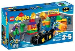 LEGO DUPLO The Joker erőpróba 10544