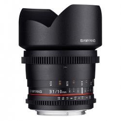 Samyang 10mm T3.1 VDSLR (Canon)