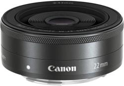 Canon EF-M 22mm f/2 STM (AC5985B005AA)