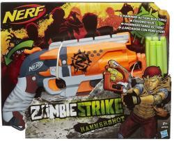 Hasbro NERF N-Strike Elite - Zombie Strike Sledgefire