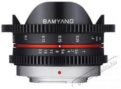Samyang 7.5mm T3.1 VDSLR (MFT)