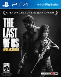 Sony The Last of Us Remastered (PS4)