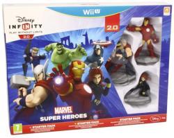 Disney Infinity 2.0 Marvel Super Heroes Starter Pack (Wii U)