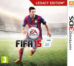 Electronic Arts FIFA 15 [Legacy Edition] (3DS)