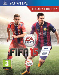 Electronic Arts FIFA 15 [Legacy Edition] (PS Vita)