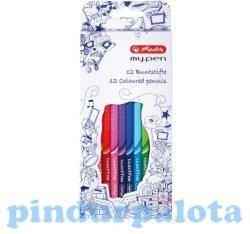Herlitz Színes ceruza My Pen 12db