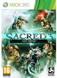 Deep Silver Sacred 3 [First Edition] (Xbox 360)