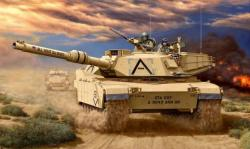 Revell M1A1 (HA) Abrams 1/72 3112