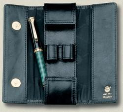 TEBE Bőr tolltartó 3 tollhoz (TBSE761303)