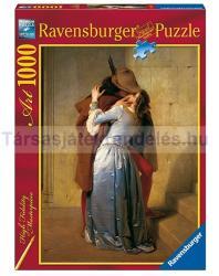 Ravensburger Hayez - A csók 1000 db-os (15405)