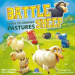 Blue Orange Games Battle Sheep - Harcos birkák