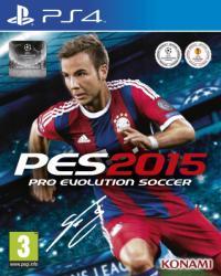 Konami PES 2015 Pro Evolution Soccer (PS4)