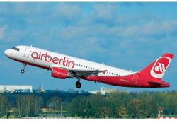 Revell Airbus A320 AirBerlin Set 1/144 64861