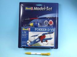 Revell Fokker D VII Set 1/72 64194