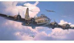 Revell B-17F Flying Fortress Memphis Belle 1/:48 4297