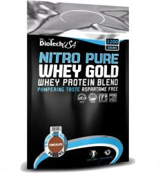 BioTechUSA Nitro Pure Whey Gold - 2200g
