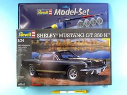Revell Shelby Mustang GT 350 H Set 1:24 67242