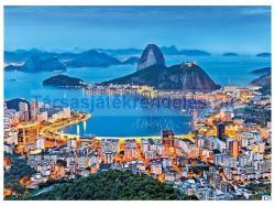 Clementoni Rio de Janeiro 1000 db-os (39258)