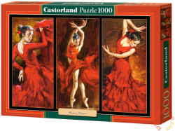 Castorland Karmazsinvörös táncosok 1000 db-os (C-103119)