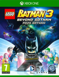 Warner Bros. Interactive LEGO Batman 3 Beyond Gotham (Xbox One)