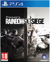 Ubisoft Tom Clancy's Rainbow Six Siege (PS4)