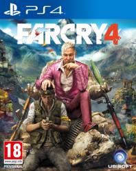 Ubisoft Far Cry 4 [Day One Limited Edition] (PS4)