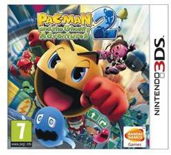 Namco Bandai Pac Man and the Ghostly Adventures 2 (3DS)