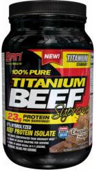 SAN Nutrition 100% Pure Titanium Beef - 908g