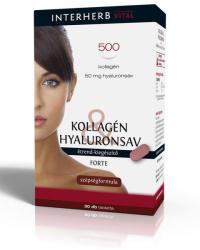 Interherb Vital Kollagén & Hyaluronsav FORTE - 30db