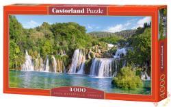 Castorland Krka vízesés, Horvátország 4000 db-os (400133)