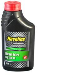 Texaco Havoline Extra Diesel 10W40 1L