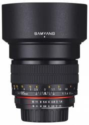 Samyang 85mm f/1.4 AS IF UMC (Canon)