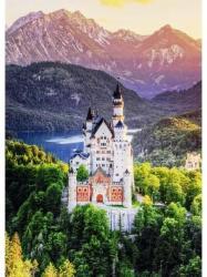 Schmidt Spiele Neuschwanstein-i kastély 1000 db-os (58179)
