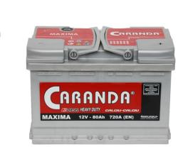 CARANDA MAXIMA 80Ah 720A
