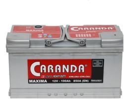 CARANDA MAXIMA 100Ah 850A