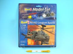 Revell AH-64D Longbow Apache Set 1/144 64046