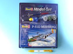 Revell P-51D Mustang Set 1/72 64148